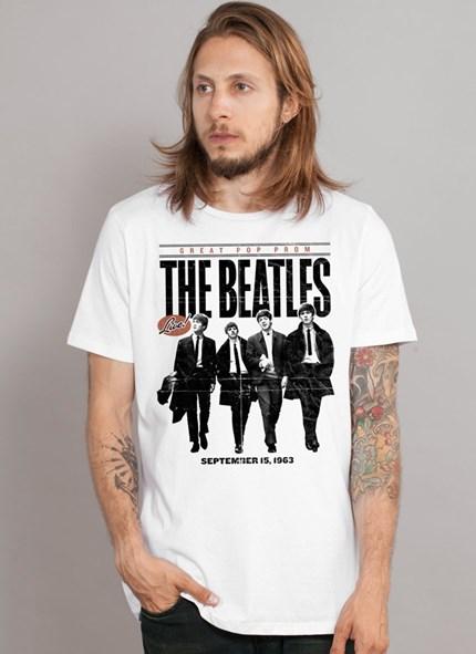 Camiseta The Beatles Great Pop Prom