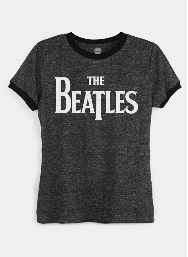Camiseta The Beatles Logo