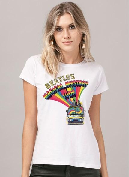 Camiseta The Beatles Magical Mistery Tour