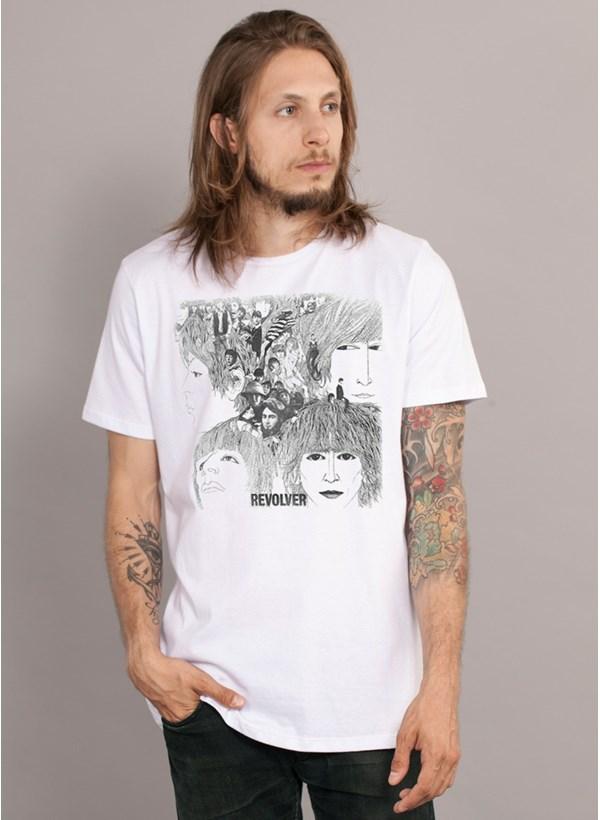 Camiseta The Beatles Revolver