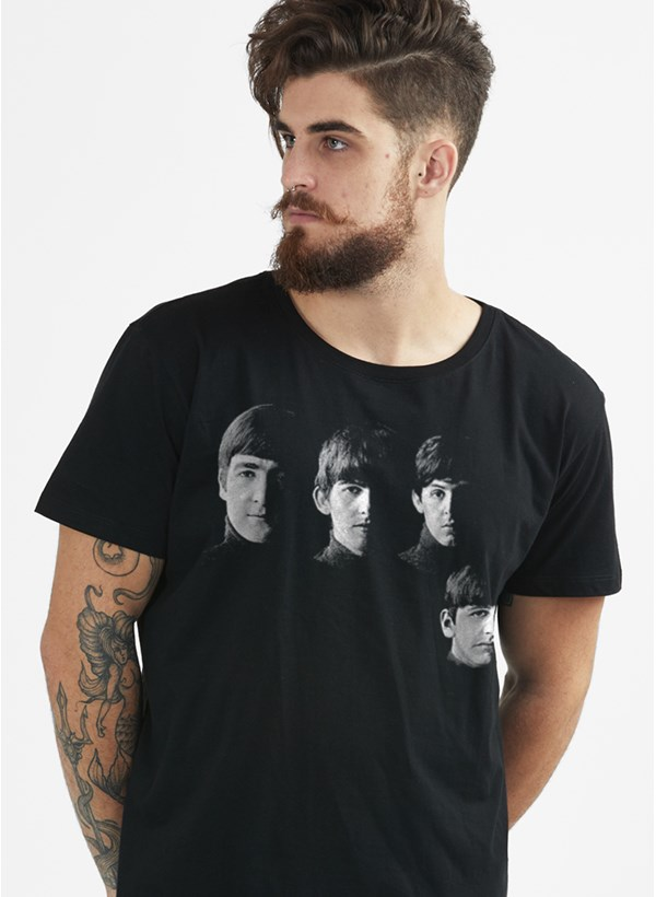 Camiseta The Beatles With The Beatles