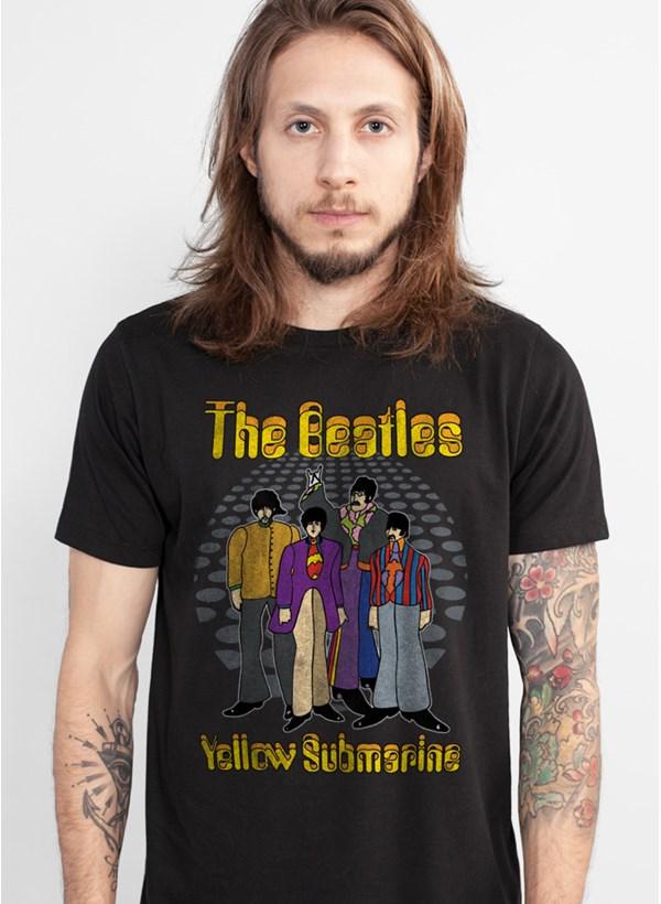 Camiseta The Beatles Yellow Submarine
