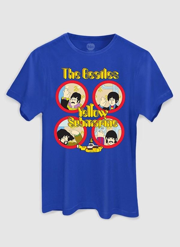 Camiseta The Beatles Yellow Submarine Original