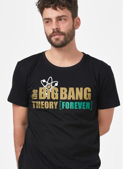 Camiseta The Big Bang Theory Forever