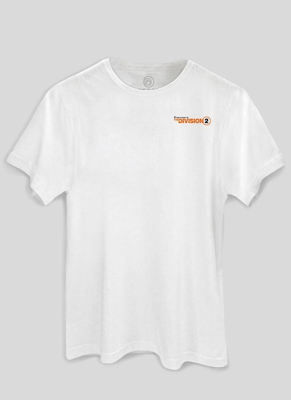 Camiseta The Division 2 Atirador de Elite