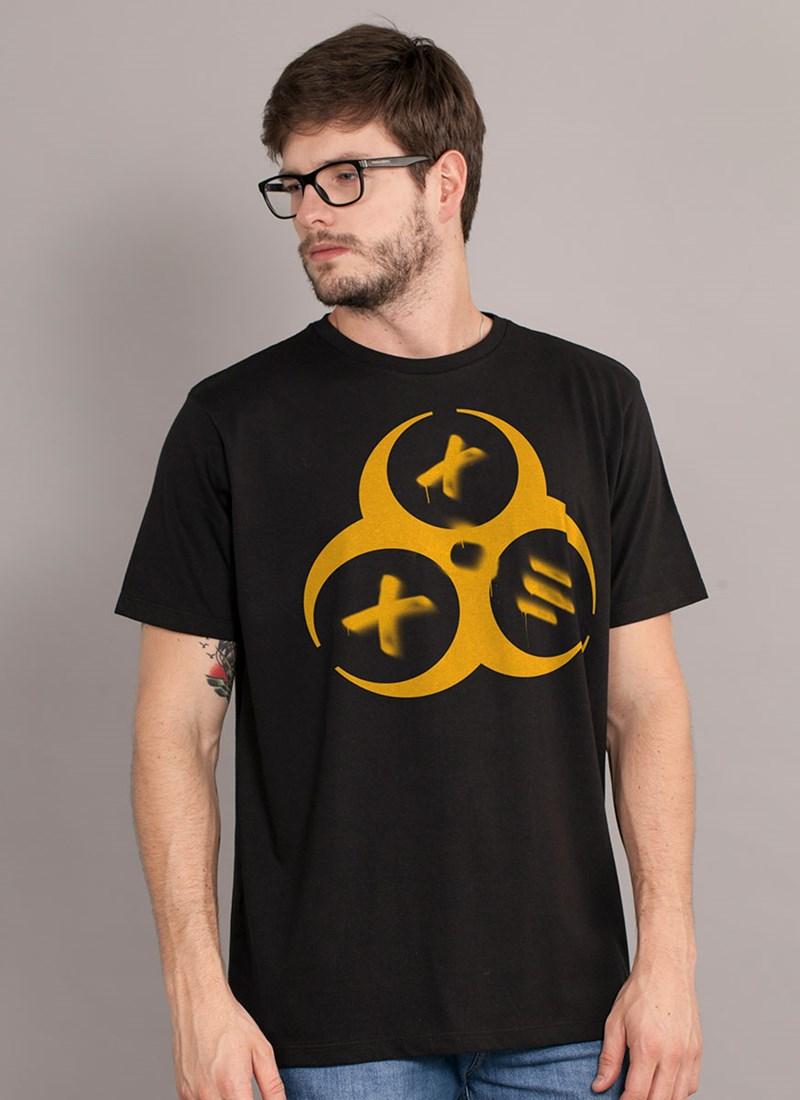 Camiseta The Division 2 Facção Outcast