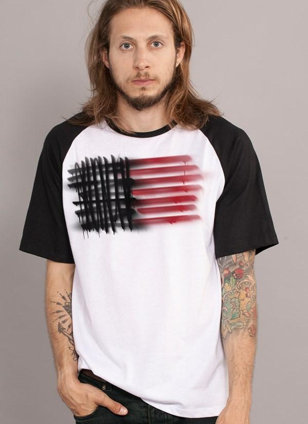 Camiseta The Division 2 Facção True Sons