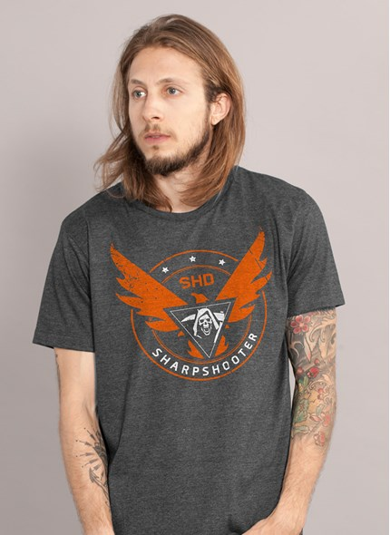 Camiseta The Division 2 Sharpshooter