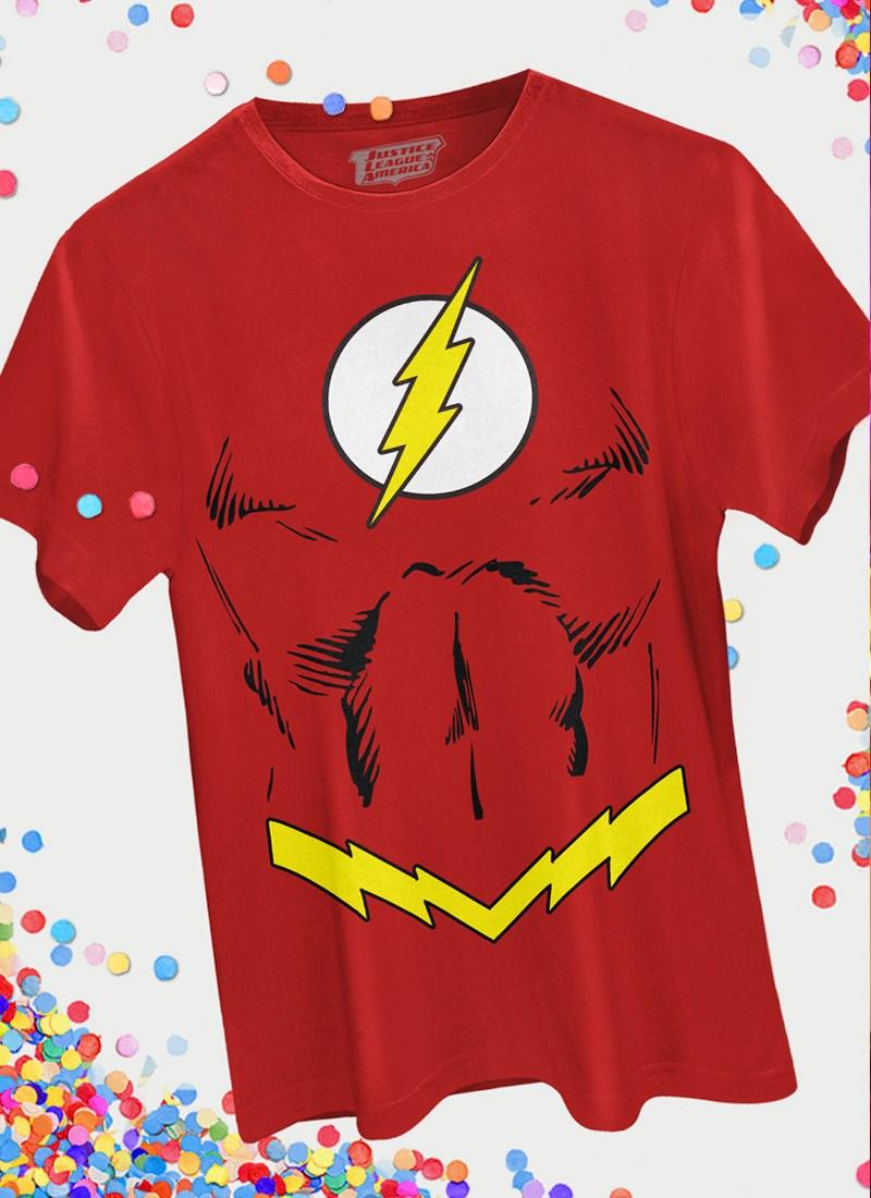 Camiseta The Flash Body