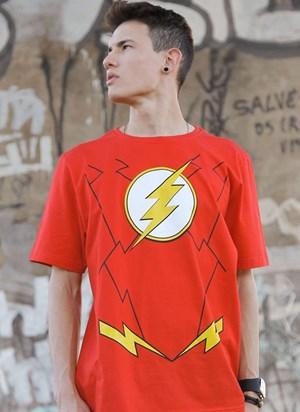 Camiseta The Flash Costume