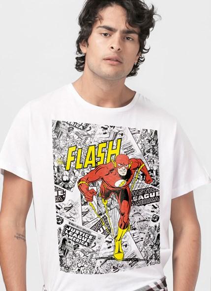 Camiseta The Flash Justice
