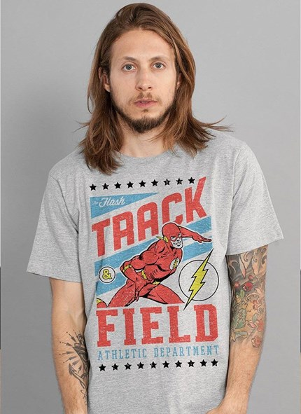 Camiseta The Flash Track & Field