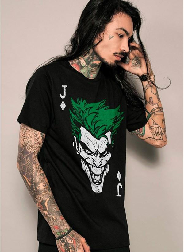 Camiseta The Joker Card