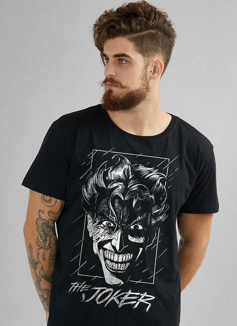 Camiseta The Joker Face
