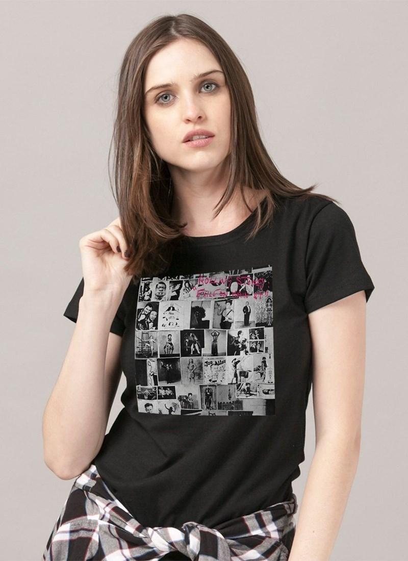 Camiseta The Rolling Stones Exile