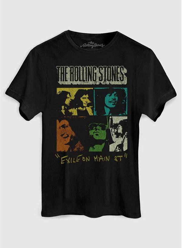 Camiseta The Rolling Stones Exile Break Down