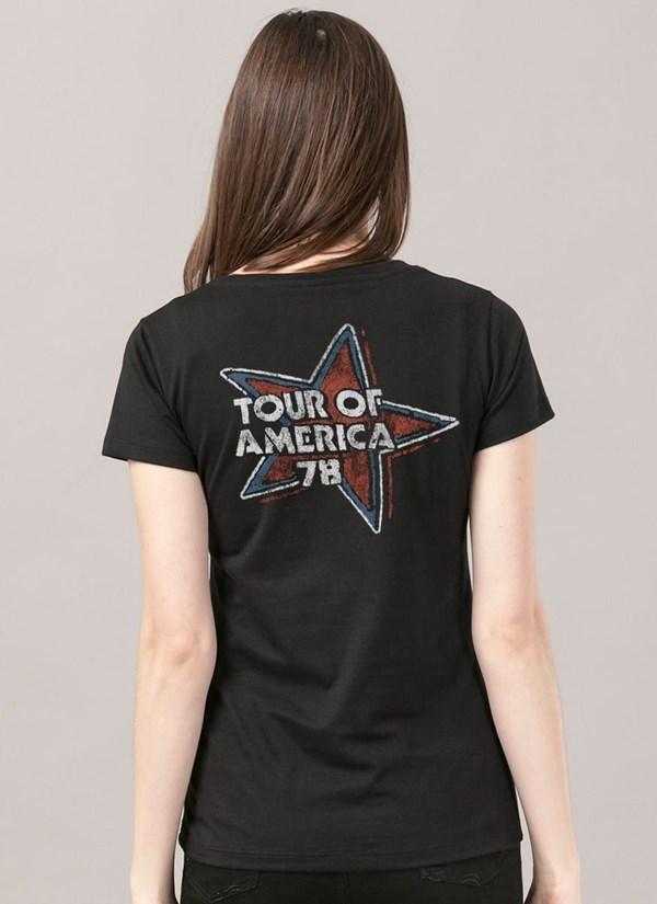 Camiseta The Rolling Stones Flag