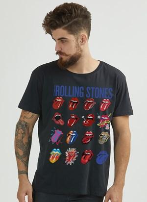Camiseta The Rolling Stones Tongues