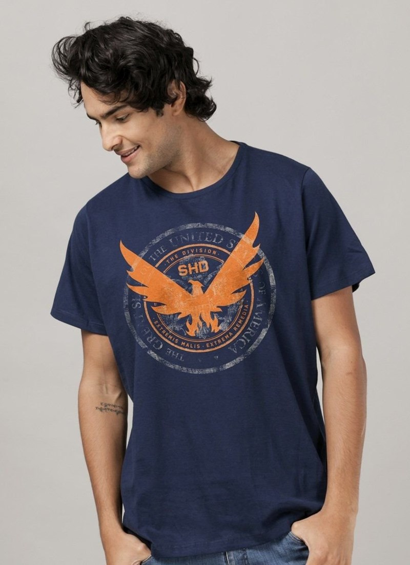 Camiseta Tom Clancy's The Division 2 Phoenix