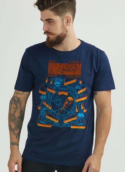 Camiseta Turma da Mônica Astronauta