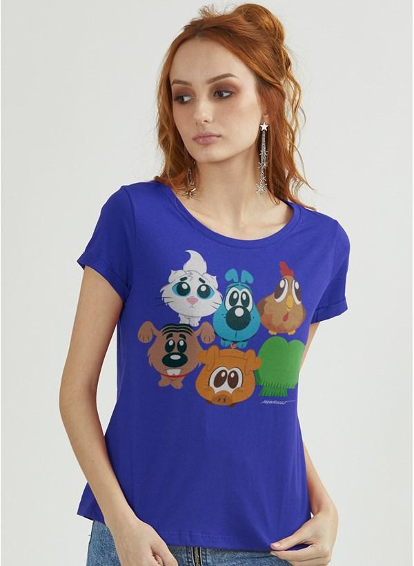Camiseta Turma da Mônica Biduzidos