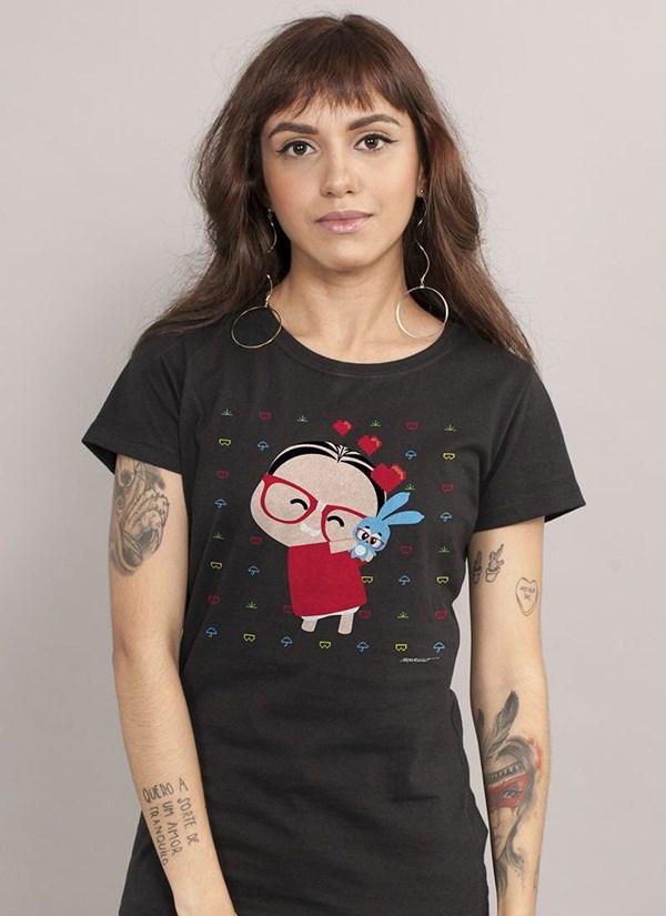 Camiseta Turma da Mônica Loving Toy
