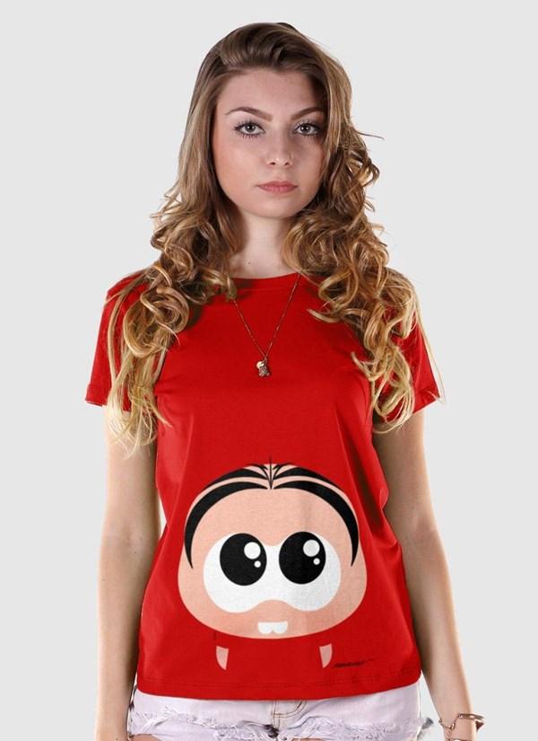 Camiseta Turma da Mônica Toy Big Mônica