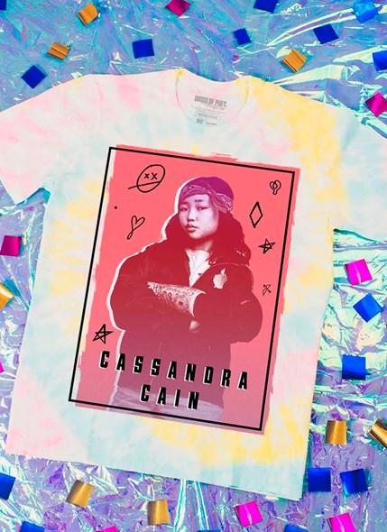 Camiseta Unissex Birds of Prey Cassandra Cain - Aves de Rapina