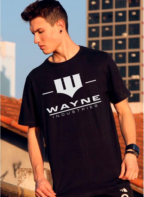 Camiseta Wayne Industries