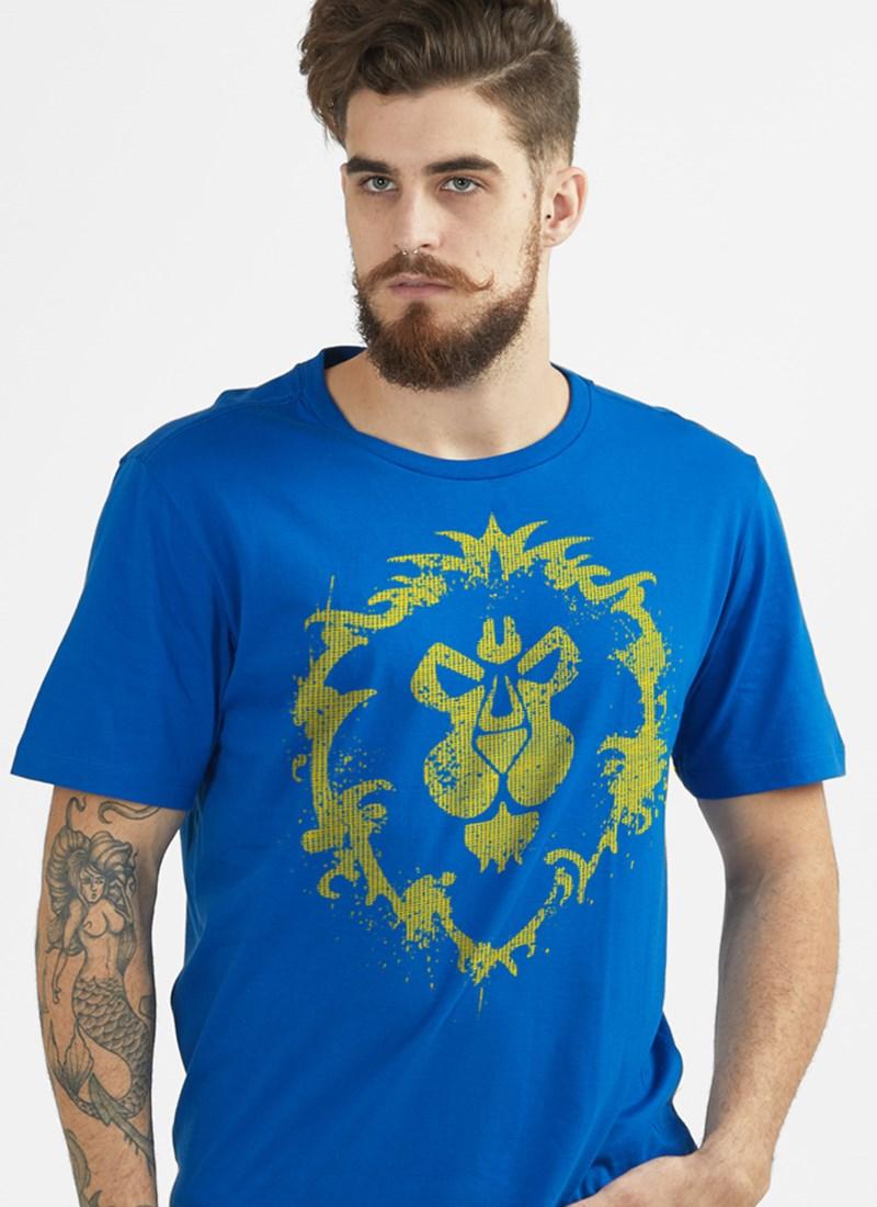 Camiseta World of Warcraft Aliança
