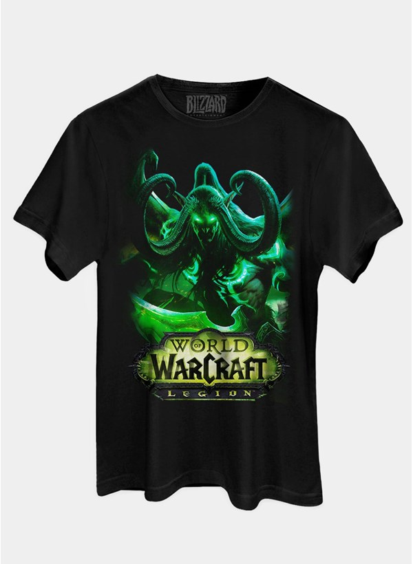 Camiseta World of Warcraft Illidan