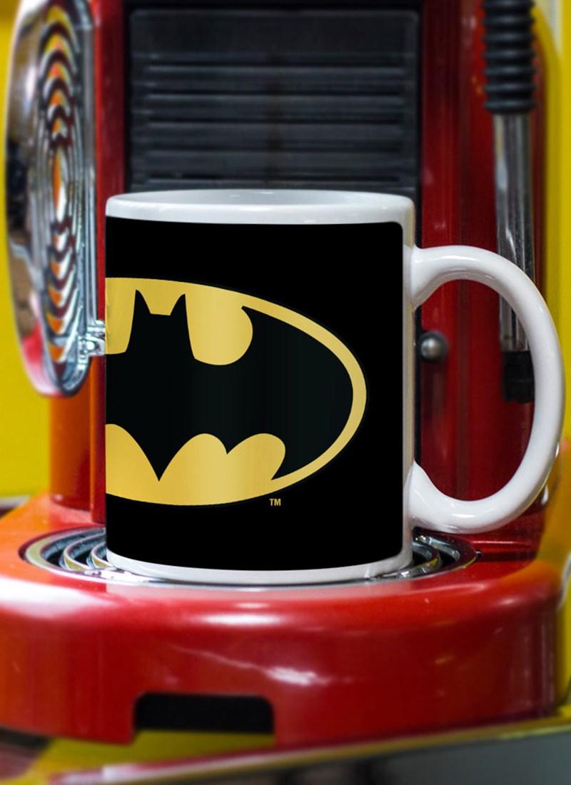 Caneca Batman Logo Clássico