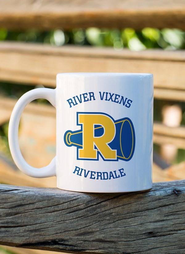 Caneca Riverdale Logo Vixens