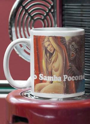 Caneca Skank O Samba Poconé