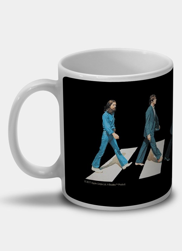 Caneca The Beatles Abbey Road