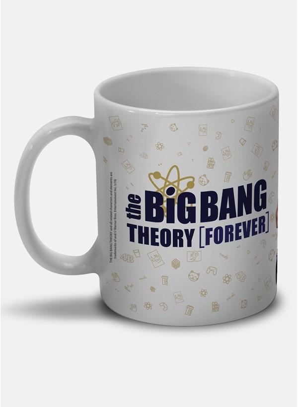 Caneca The Big Bang Theory Forever