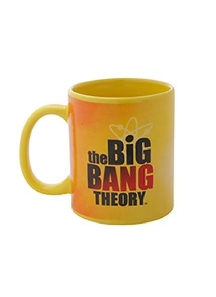 Caneca The Big Bang Theory Logo