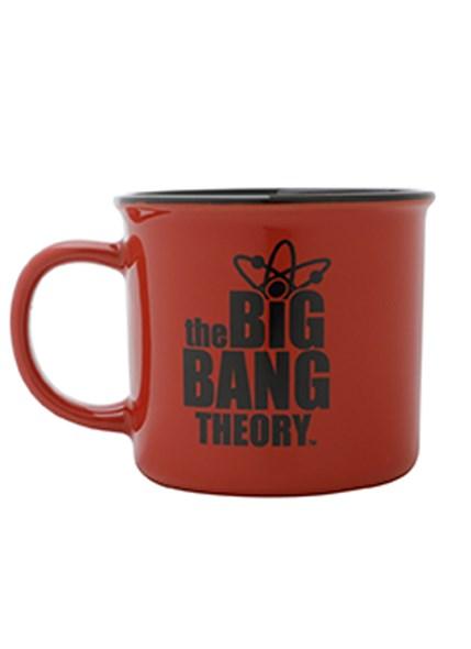 Caneca The Big Bang Theory Logo Game Night