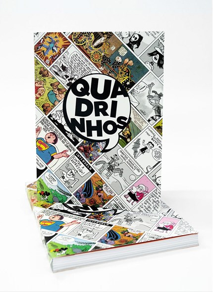 Catálogo Oficial da Exposição Quadrinhos no MIS