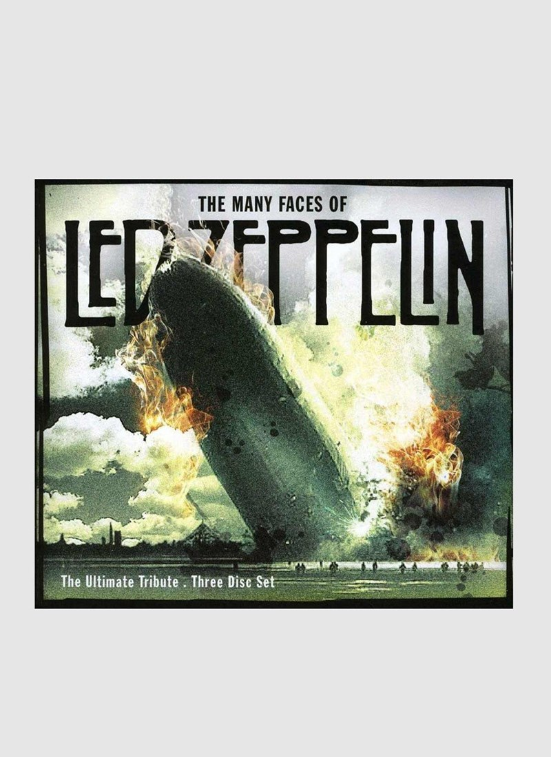 CD Box The Many Faces Of Led Zepplin