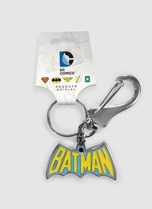 Chaveiro Batman Logo 60s
