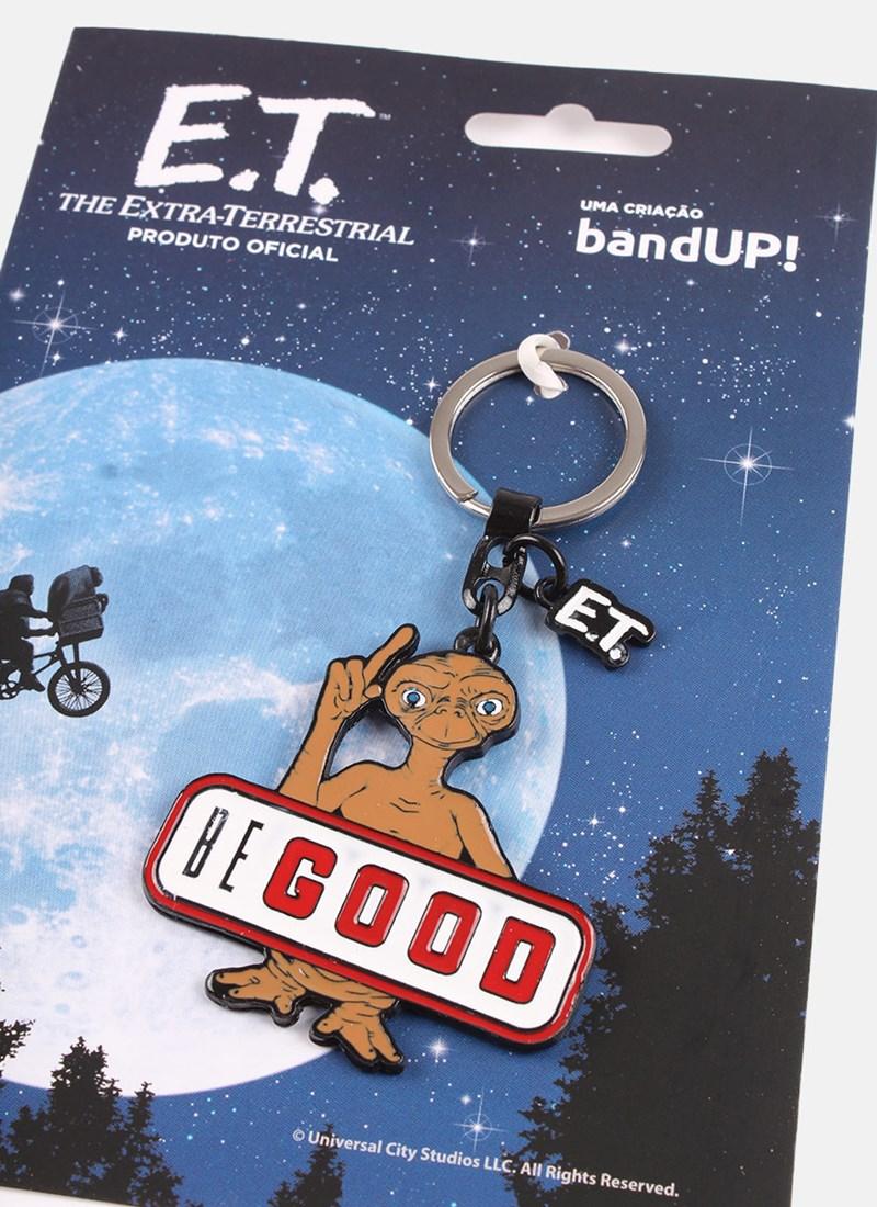 Chaveiro de Metal E.T. Be Good