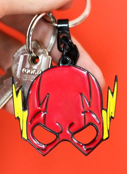 Chaveiro de Metal The Flash Mask