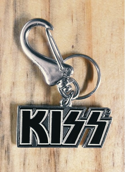 Chaveiro Kiss Logo