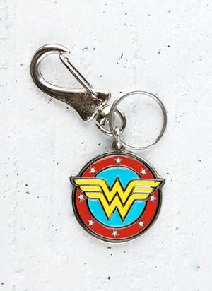 Chaveiro Mulher Maravilha Power Girls