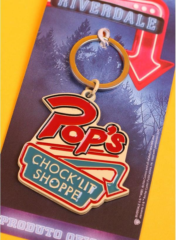 Chaveiro Riverdale Pop's Chock'lit Shoppe
