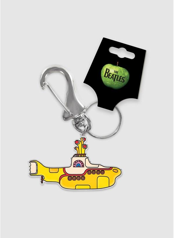 Chaveiro The Beatles Yellow Submarine