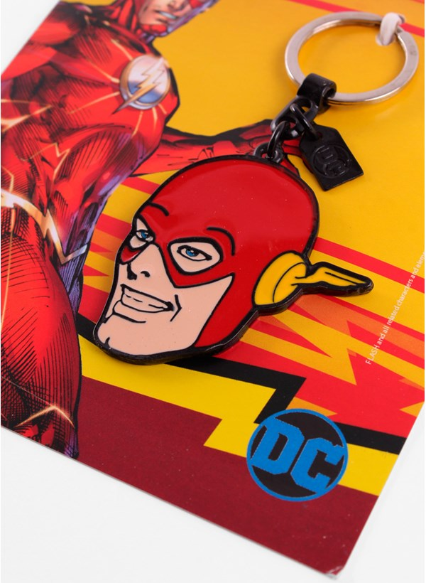 Chaveiro The Flash Face