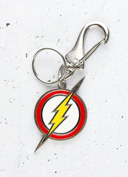 Chaveiro The Flash Logo