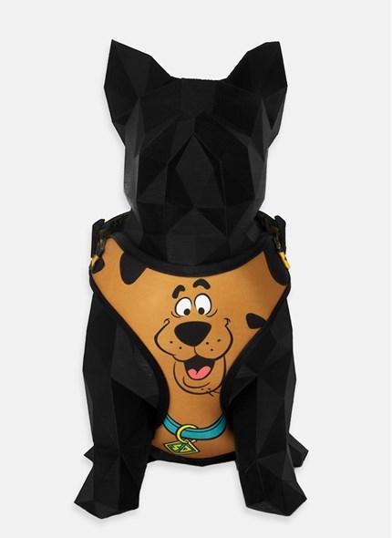 Coleira Peitoral Air para Cães Scooby!